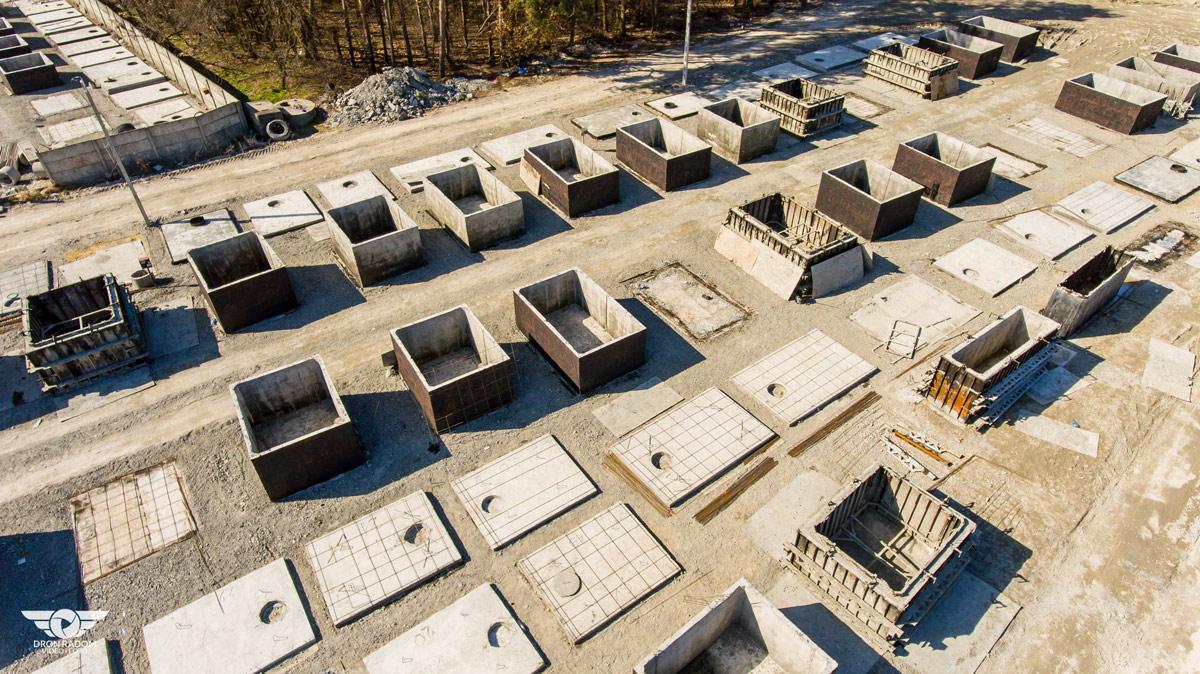 Betonové nádrže