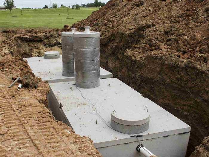 betonova jimka vicekomorova usazeni Dobříš