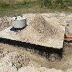 levné betonové nádrže